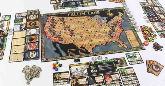 his-Post-Apocalyptic-Board-Game-Took-13-Years-To-Perfect-Fallen-Land